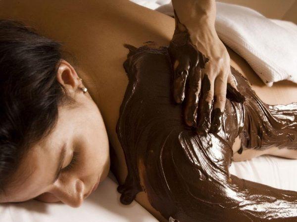 Cocoa Shea Butter Wrap