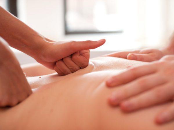 tandem massage